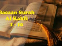 Bacaan Surah Al Kafli Rumi Dan Jawi Sebaik Diamalkan